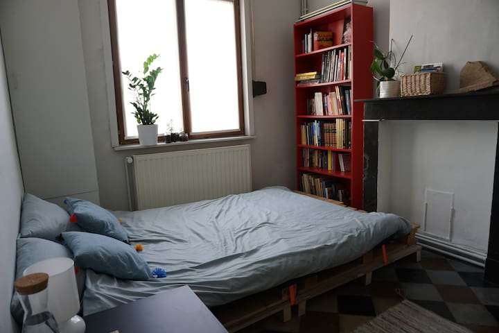 Nice cozy room nearby the city - Gent