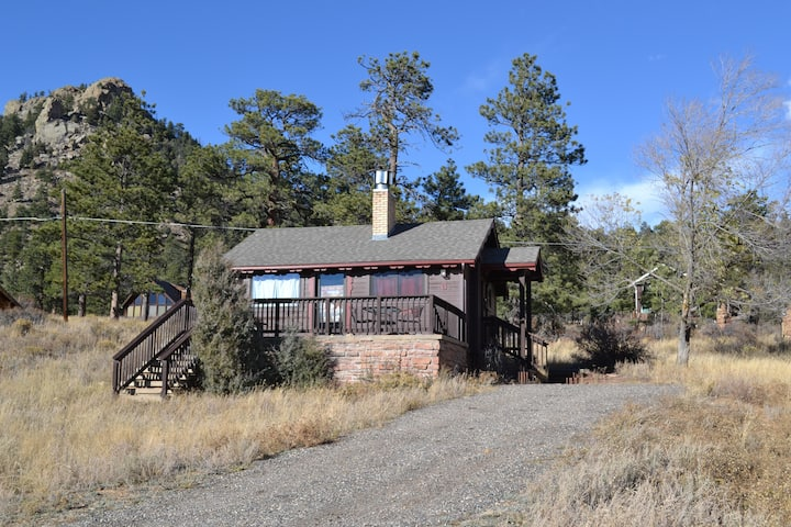 Haiyaha - Great cabin with huge views