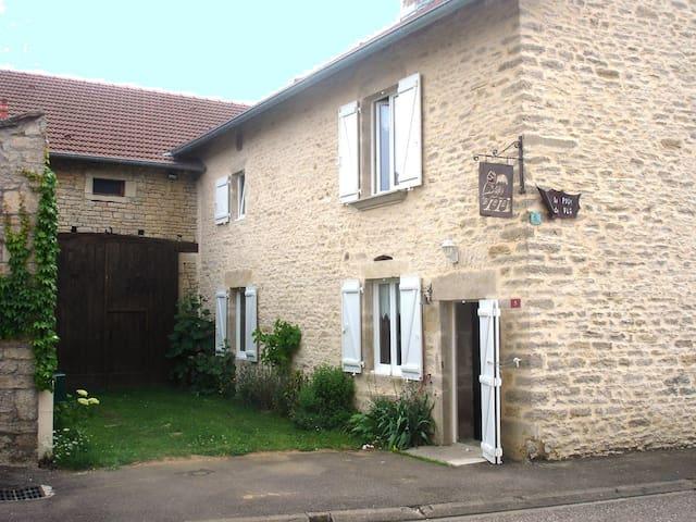 """Le """"Four de VLA"""" - Villers-Vaudey - House"""