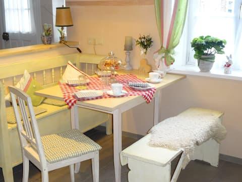 Útulný - karambolový byt v 110 ročnom dome