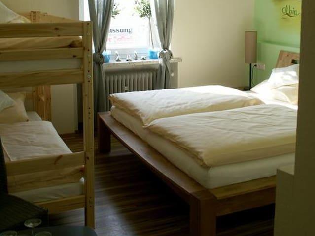 Hotel Romagna Mia, (Nersingen), Familienzimmer