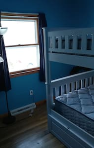 Cozy room with bunkbeds - Windsor Locks - Talo
