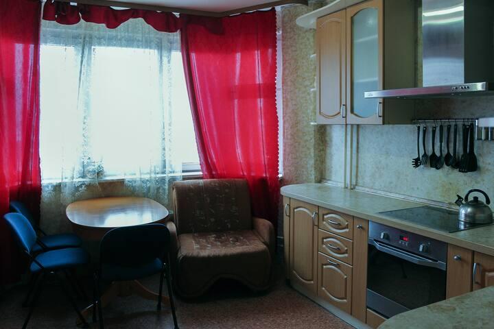современная квартира - Moskva
