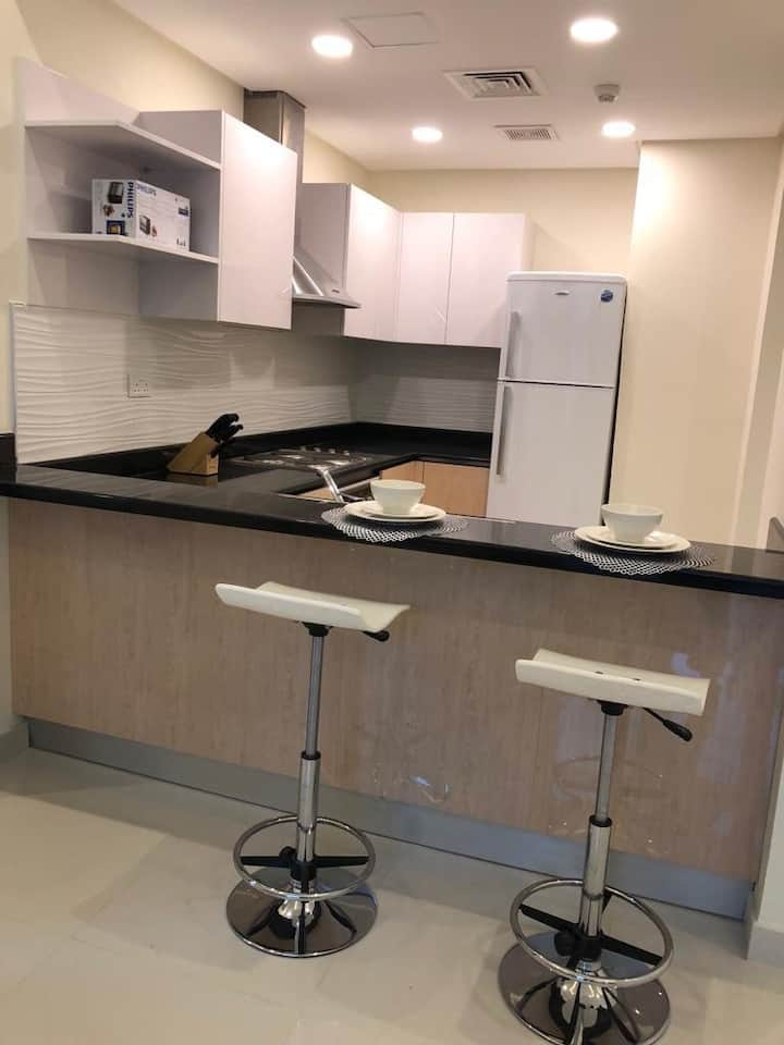 Excellent location new FF apartment in Juffair