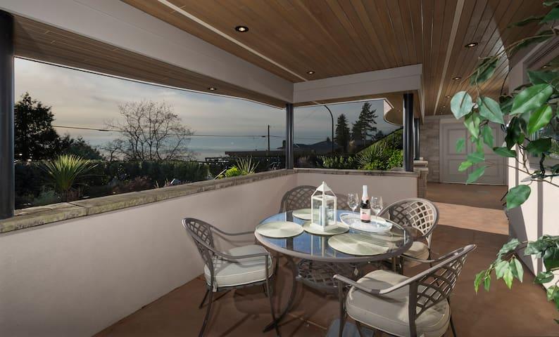 sheila's sunset suite - White Rock - Wohnung