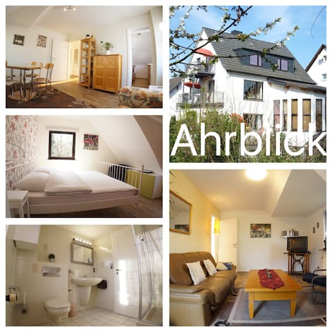 """Fewo Ahrblick """"Haus Am Park"""" - Bad Neuenahr-Ahrweiler - Daire"""