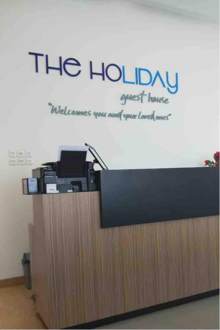 The Holiday GuestHouse