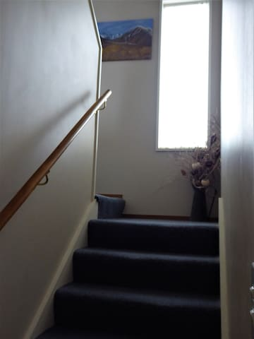 Stairs to your very own space