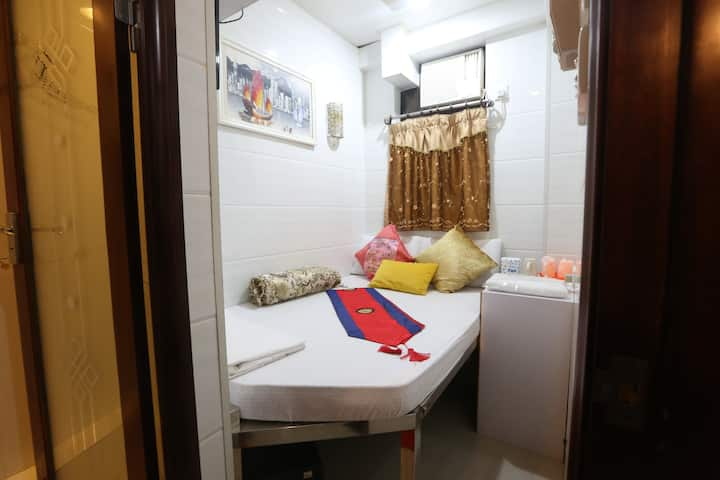 Single Room (Strawberry Guest House)