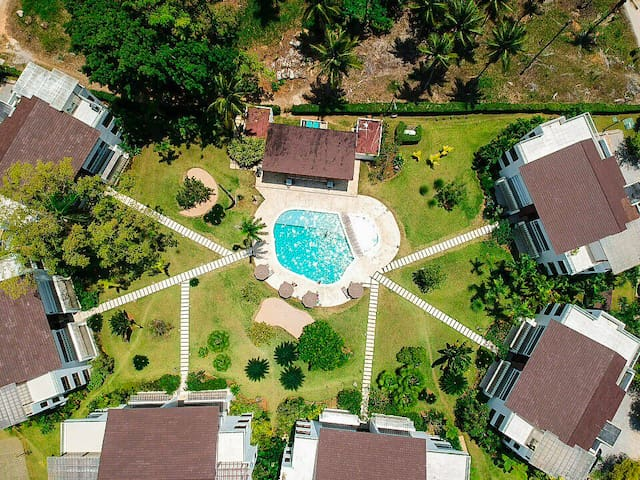 Los Cocos, part of Playa Bonita residence - your home steps away from the beach!