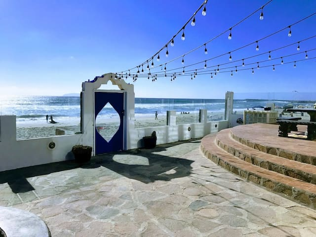 Rosarito Beach Front! On the Sand! Sleeps 25+