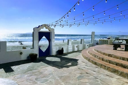 Rosarito Beach! ON THE SAND! Sleeps 30+!