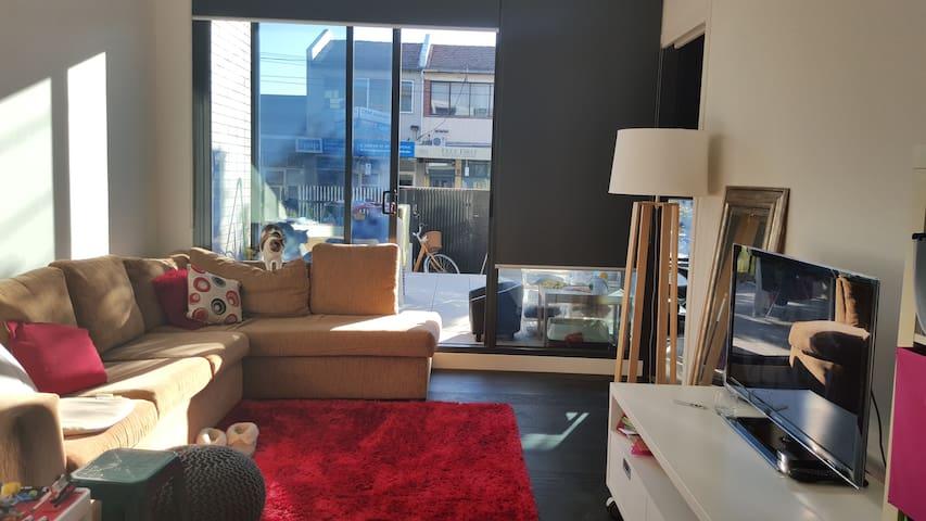 delightful, quiet room - Camberwell - Apartamento