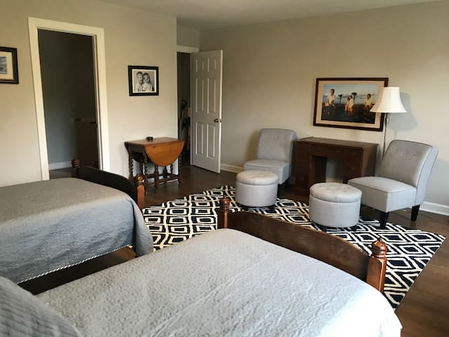Large and Comfortable Private Room and Bath!