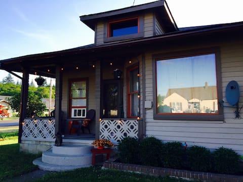 Your beautiful bungalow awaits...