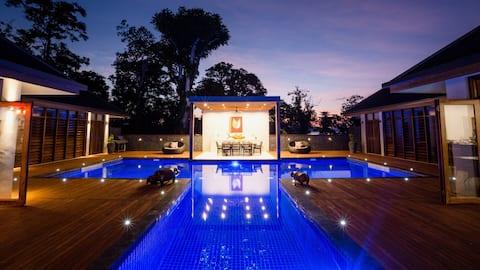 Vanuatu Luxury Eretoka Pool Suite @treesandfishes