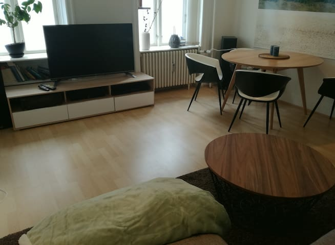 Cozy apartment close to CPH city - København - Apartment