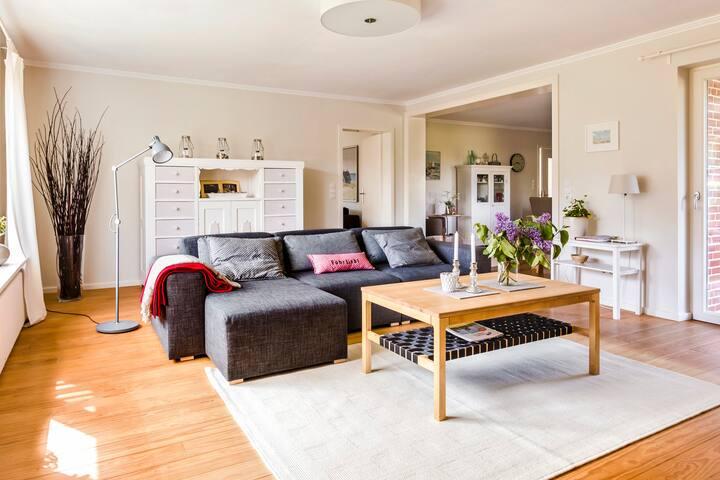Haus Vogelkieker,  Komfort-Fewo mit Garten/Terrase