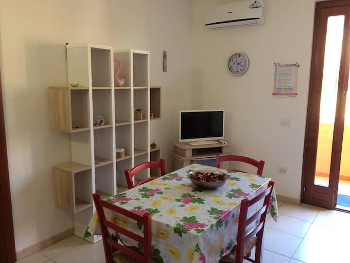Appartamento per vacanze nel Sinis I.U.N P3227