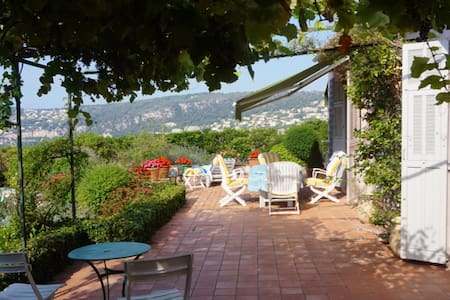 CHARMING VILLA WITH AMAZING VIEW! - Beaulieu-sur-Mer - Villa