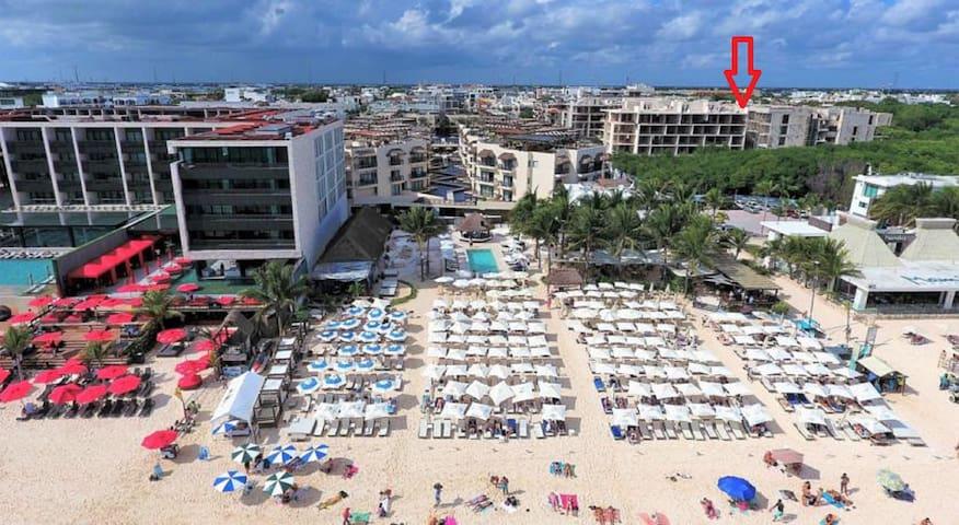Mamitas Village Luxury Beach Condo