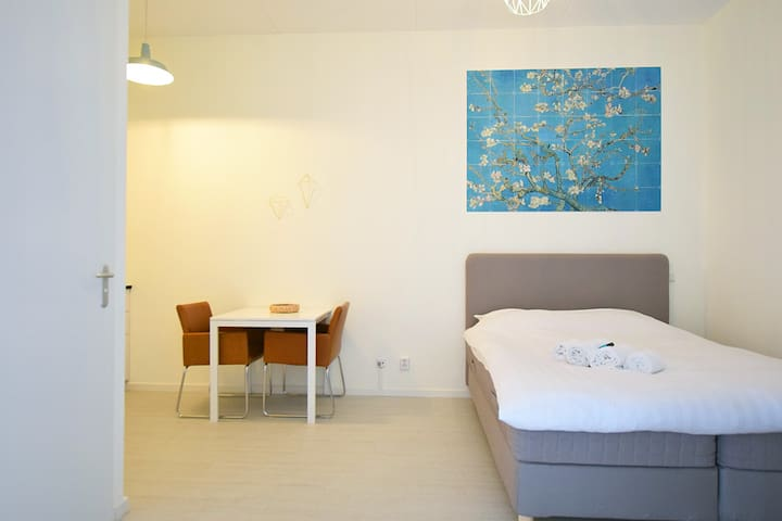 Comfortable and new private studio close to NDSM! - Ámsterdam - Loft