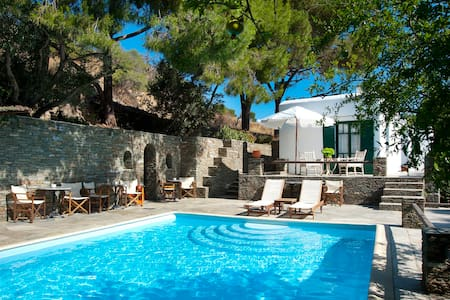 Andromeda Rooms - Apollonia - Bed & Breakfast