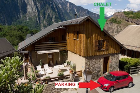 Charming renovated Chalet from 1761