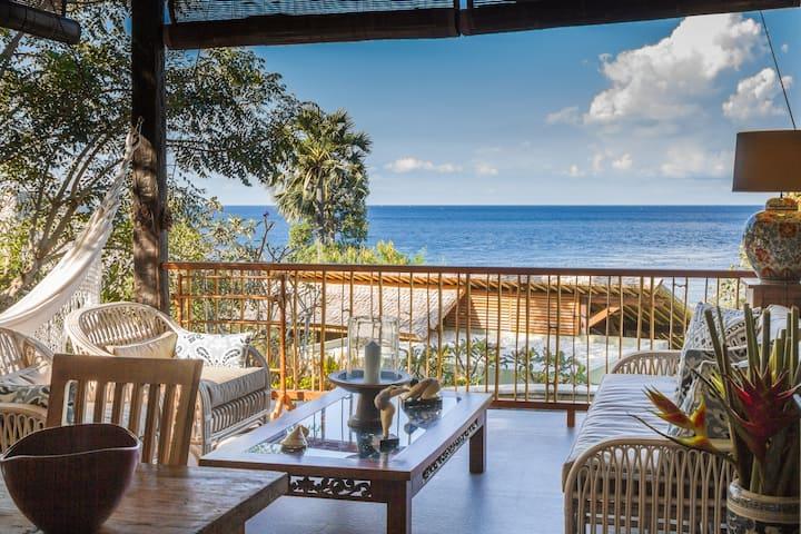 Villa Syrena - Private Pool - Beach & Sea View