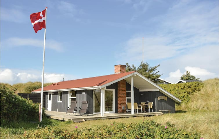 Holiday cottage with 3 bedrooms on 77m² in Ringkøbing