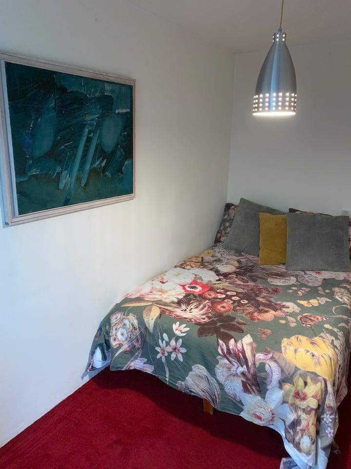 mooie kamer (nr2)  in leuk appartement