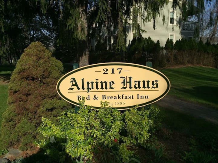 Alpine Haus is like home away from home