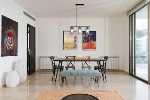 Beit Misk 3 bedroom apartment (1st Floor)