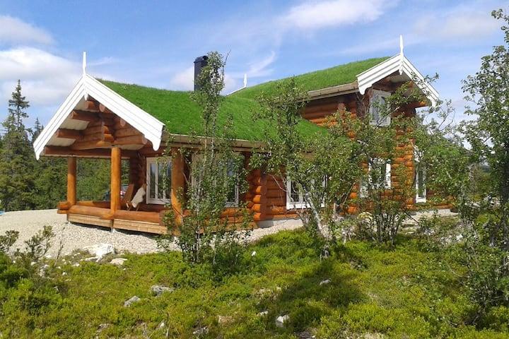 Pine Lodge 803 m.ö.h Vemdalsskalet! Free Wifi