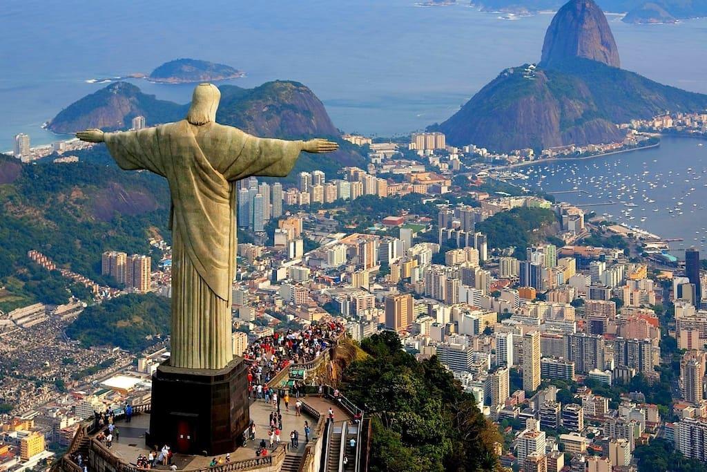 Rio's Post Card