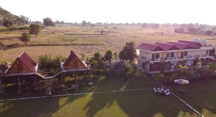 Stay For Vatika Green Resort