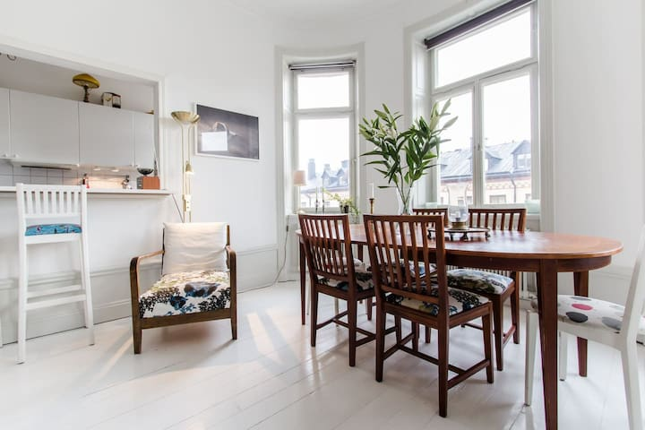 Lovely apartment in Central Södermalm