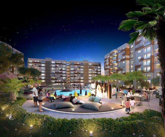 Güzel  daire/ Nice&safe apartment. - Sancaktepe - Apartament