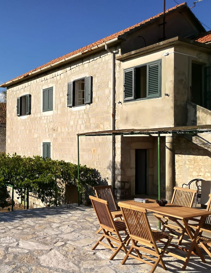 Lustica Village House