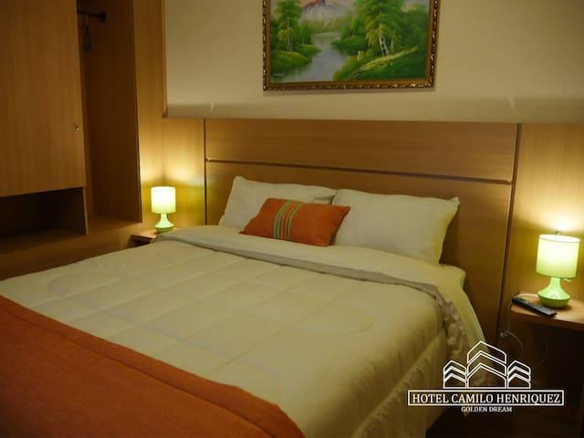 Habitaciones standar suites