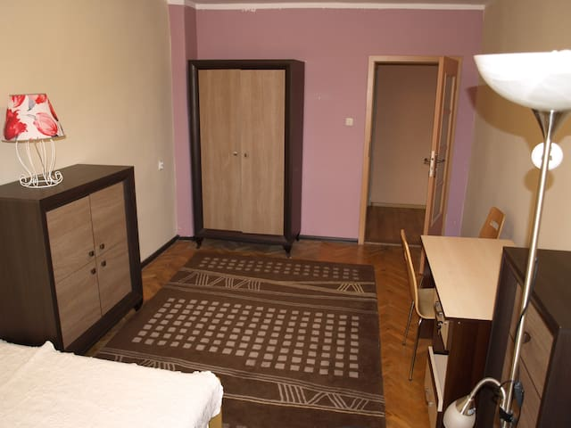 Perfect room for a couple - Wrocław - Appartement