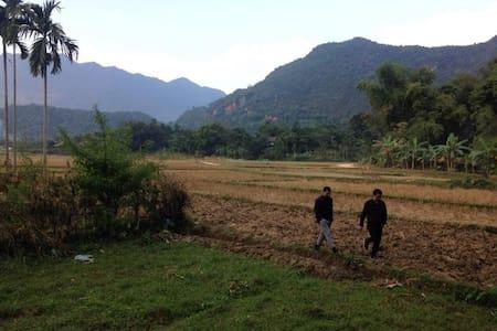 Beautiful homestay in Lac, Mai Chau