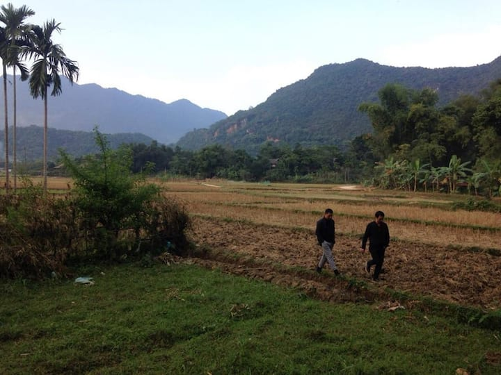 Beautiful homestay in Lac, Mai Chau