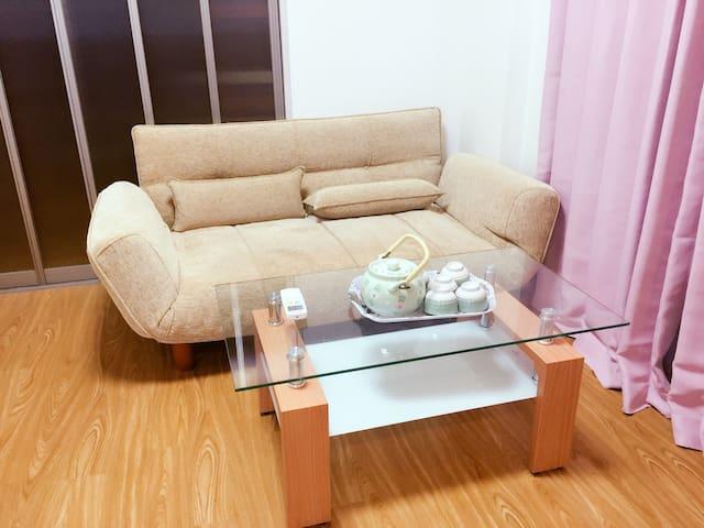 新宿御苑前駅から8分、1LDK最大4人、無料Pocketwifi - 新宿区 - Apartment