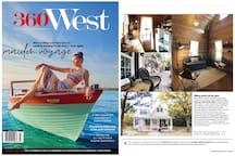 As seen in 360 West magazine.