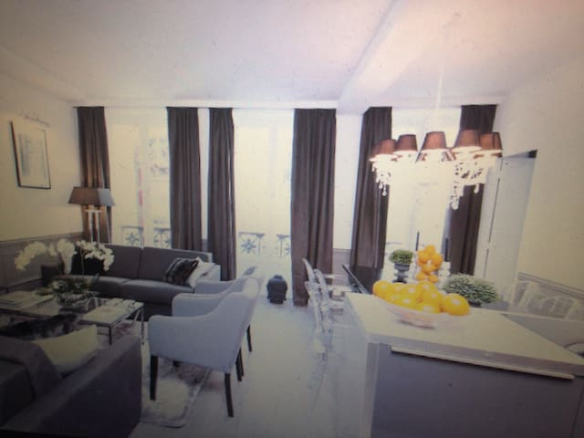 Warm and comfortable - Rambouillet - Appartement