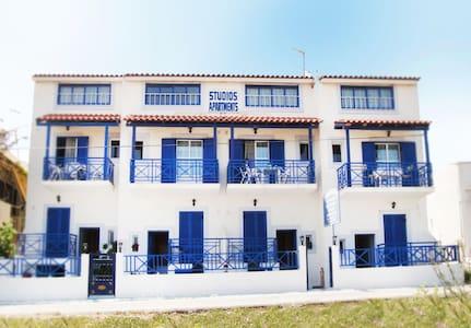 Panorama apartments  Agistri island