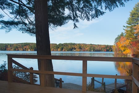 The Perfect Getaway in Sunapee NH! - Sunapee - Hus