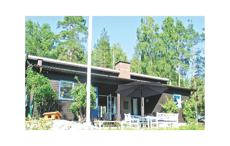 Holiday cottage with 4 bedrooms on 120 m² in Vingåker
