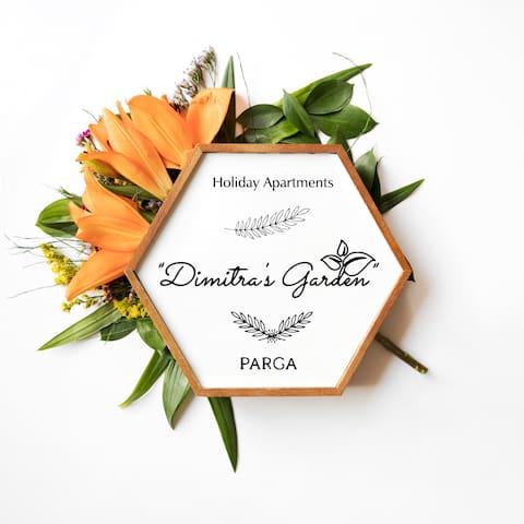Dimitra's Garden - Bougainvillea
